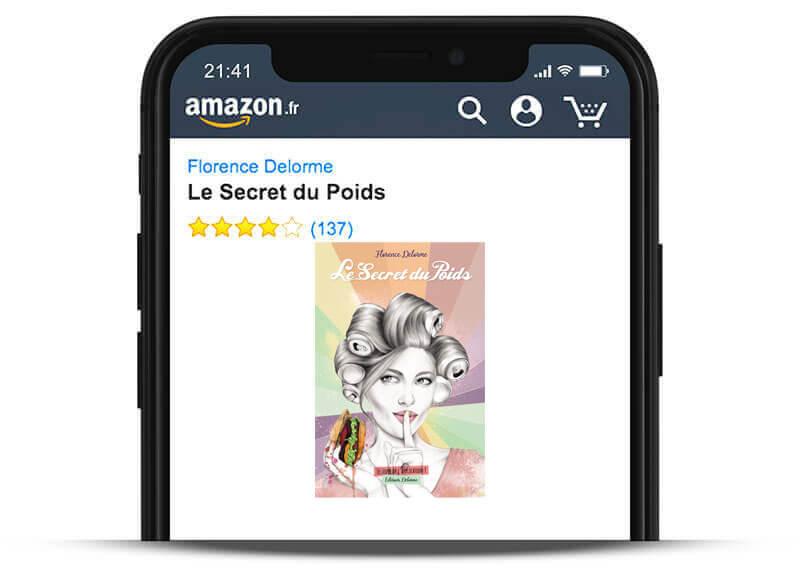 Amazon Couverture recto LSDP